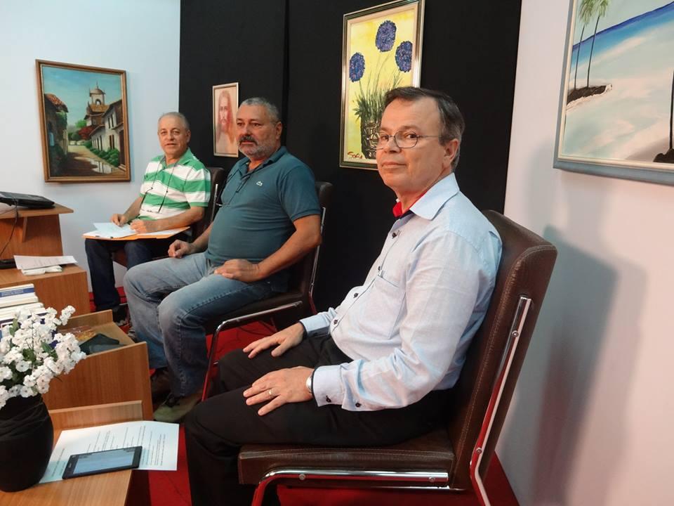 Entrevista com Paulo Jorge no Programa Espiritismo em Foco (28 de junho de 2014)