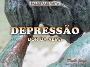 Depressão - dor da alma
