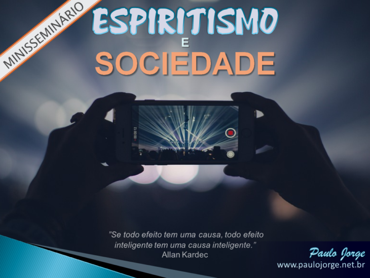 Espiritismo e sociedade
